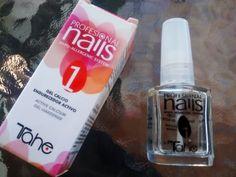 ¿Tenéis las uñas débiles? ¿Conoceis este producto? Tenéis mi opinión aquí: http://pinksunglassesblog.blogspot.com.es/2014/08/esenciales-en-tu-set-de-manicura.html