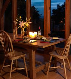 Romantic meals for two while gazing at the night sky- 2012 The Woodhouse, Kitchen Breakfast Nooks, Romantic Meals, House Goals, Meals For Two, Travel Goals, Build Your Own, Outdoor Furniture, Outdoor Decor