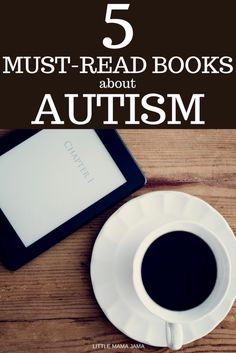 Overwhelmed by an autism diagnosis? These 5 must read books about autism helped our family learn more about autism, Asperger's, and our new role as special needs parent.