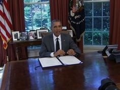 President Obama Tears Boehner And McConnell A New One At Highway Bill Signing