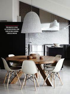 ラウンドダイニングテーブルのあるお部屋 の画像|オーストラリアでつかんだ夢の暮らし「ユメヲカタチニ」