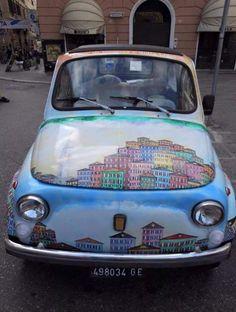 Fiat. Fantastico!