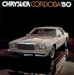 Chrysler Cordoba 1980