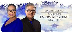 Learn more about the mantras for discovering true happiness in each present moment. 21 Day Meditation, Guided Meditation, Every Moment Matters, In This Moment, Journal Questions, Zen Master, Deepak Chopra, True Happiness, Spiritual Practices