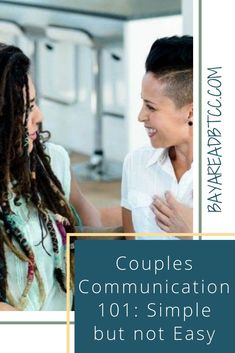 As a San Francisco couples therapist, I often see couples that want to work on their communication. After all, good communication between partners is the foundation for building a strong relationship. If communicating with your partner leads to disagreements or shut downs, both of you could benefit from learning to communicate more effectively. Teen Mental Health, Mental Health Resources, Strong Relationship, Abusive Relationship, Relationship Advice, Relationships, Good Communication, Effective Communication, How To Communicate Better