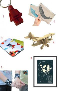Handmade Kids Christmas Gift Guide   perfect gift ideas for boys.  Chosen by Little Alligator