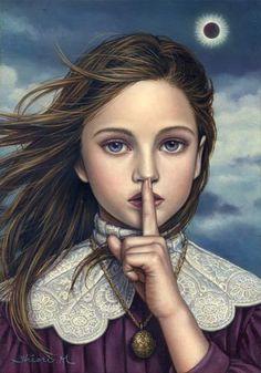 SECRET PROMISE | Shiori Matsumoto ノスタルジックな少女たちの世界を描く松本潮里の絵画作品集