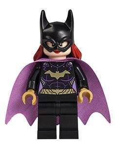 sh092: Batgirl | Brickset: LEGO set guide and database
