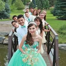quinceanera court - Google Search