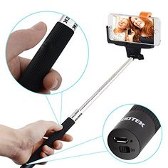 Kootek® Bluetooth Monopod Selfie Stick Self Portrait Pole with Remote Shutter Button for iPhone 6, 6 Plus 5 5S 5C 4S, Samsung Galaxy S5 S4 S3 Note 4 3 2 and Other Smartphone Kootek http://www.amazon.com/dp/B00NNHGG6E/ref=cm_sw_r_pi_dp_fXdivb0JK4912