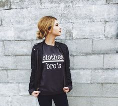 One Tree Hills Clothes Over Bros Crew Neck by MoscatoAndMonograms