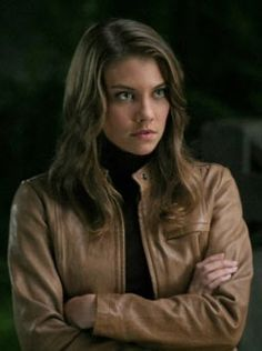 Lauren Cohan as the lovely Bella