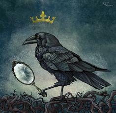 """""""Raven King"""" Strange&Norrell"""