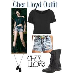 Cher Lloyd || Outfit #11