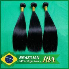 10A Top Virgin Brazilian Straight 300g Virgin Hair, Drop Earrings, Top, Drop Earring, Natural Hair, Chandelier Earrings, Crop Tee
