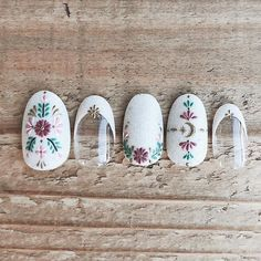 nail tips and tricks Eyeliner in 2020 Get Nails, Hair And Nails, Hippie Nails, Hippie Nail Art, Nail Art Techniques, Manicure E Pedicure, Pedicures, Japanese Nails, Shellac Nails