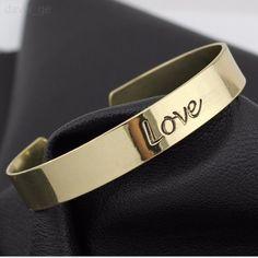 Coming  Love Cuff Bracelet ✨  Coming  Love Cuff Bracelet ✨ Jewelry Bracelets