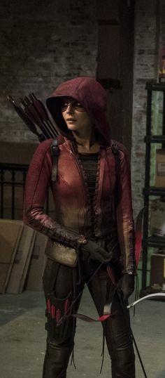 Arrow 4x02 - Speedy / Red Arrow (Thea Queen)