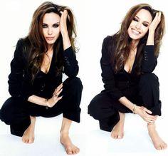 Angelina the Conqueror Vanity Fair (August 2010)