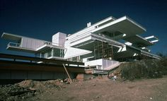 """PAUL RUDOLPH FOUNDATION (""""A new website coming soon""""?!)  well, let's get on with it.  one of my favorite architects."""