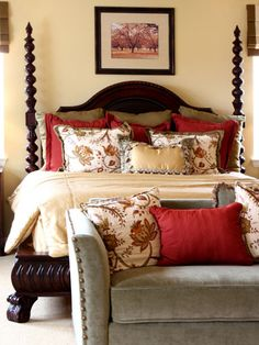 Cheap & Chic DIY Headboard Ideas Make a personal statement in your bedroom retreat with a pretty DIY headboard for the bed. Description from pinterest.com. I searched for this on bing.com/images