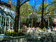 Tavern on the Green in Central Park
