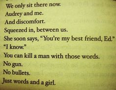 What is the message in I Am the Messenger by Markus Zusak?