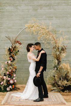 Autumnal wedding inspo heading your way   Image by Jeff Brummett Visuals