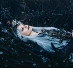 This Photographer Photographs Women Like No One Else, And The Result Is Straight From A Fairy Tale bella kotak Ethereal Photography, Fairy Photography, Whimsical Photography, Fine Art Photography, Sadness Photography, Photography Ideas, Bella Kotak, Canvas Art Quotes, Art Through The Ages