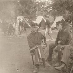 160th Indiana Volunteer Infantry :: Assorted Images from IHS Collections