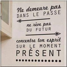 cool Citation - Citations option bonheur: Citations sur le moment présent...