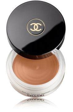 "Free shipping and returns on SOLEIL TAN DE CHANEL  Bronzing Makeup Base at Nordstrom.com. <P class=""chanel"">The velvety finish of this light cream-gel bronzer leaves your skin with a beautiful sun-bathed look. Wear it on its own, or for a hint of outdoors radiance, over or under your favorite CHANEL foundation.</p><P class=""chanel""></P><P class=""chanel""></P>"