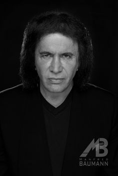 Gene Simmons - american rock singer photographed in his mansion in Beverly Hills on january 30, 2012 © ManfredBaumann