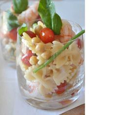 Individual Pasta Salad