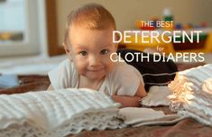When you're cleaning the cloth that's always on your baby's skin, it's critical to use only the best detergent for cloth diapers.