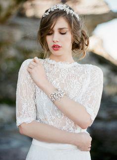 Bride La Boheme Accessories | Jemma Keech | Bridal Musings Wedding Blog 14