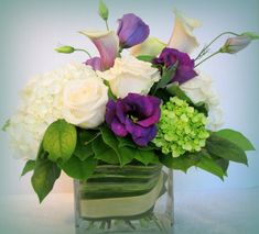 At Verde Floral Design, Jeff Sawyer and her team of artisans create arrangements balancing color, mood and always a dose of the unexpected.