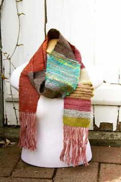 Stashbuster Scarf