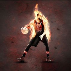 No player in NBA history has been asked to do more for his team than LeBron James. Basketball Is Life, Nba Basketball, Nfl Football, Baseball, King Lebron James, King James, Cleveland Cavs, Sports Clips, Basket Sport