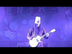 Buckethead - Whitewash - 03-10-06 - Langerado Music Festival