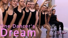 Ballet Dancer With Cerebral Palsy Is An Inspiration