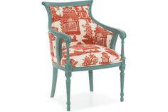 CR Laine Chair: 9665 (Charm Chair)