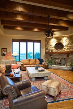Ranch Homes Design, Pictures, Remodel, Decor and Ideas - page 2