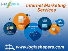 Logix Shapers is Digital Marketing Agency that specializes in internet marketing services at affordable prices. We are professional Online Marketing Company. Online Marketing Companies, Online Digital Marketing, Email Marketing Services, Digital Marketing Strategy, Internet Marketing, Marketing Training, App Development Companies, Social Media, Seo