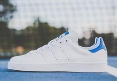 Baby Blue White Adidas Stan Smith