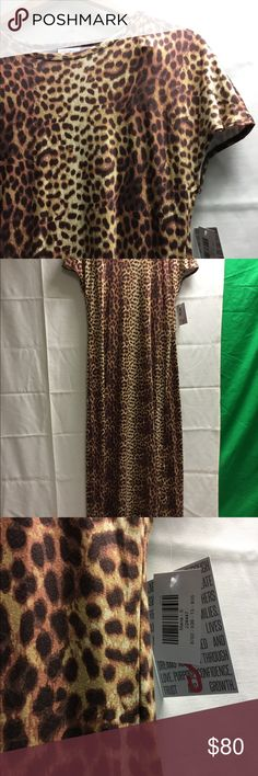 🆕🎉🆕 LEOPARD MARIA BY LULAROE This hard to find leopard/cheetah print is in the Maria style. Comfortable and flowy. Brand new with tags.  Note: I am not a consultant, just a customer who loves lularoe and wears it almost daily. I own most styles so feel free to ask any questions and I will try to help. Destashing a bit as my closet is a little full. I have paid retail or above for all items. Feel free to add to a bundle, for a private offer. LuLaRoe Dresses
