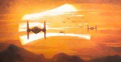 star wars -artwork