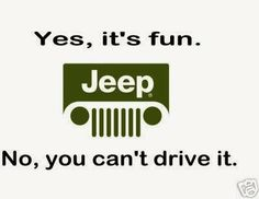 Custom Embroidered Tee shirt or POLO or tank for jeep lovers YOUR Wording or… Jeep Jk, Jeep Truck, Jeep Humor, Jeep Funny, Jeep Decals, Vinyl Decals, Cool Jeeps, Jeep Accessories, Jeep Wrangler Unlimited