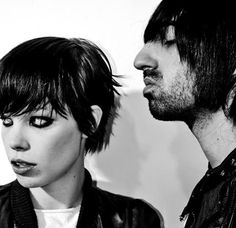 Ethan and Alice from crystal castles!