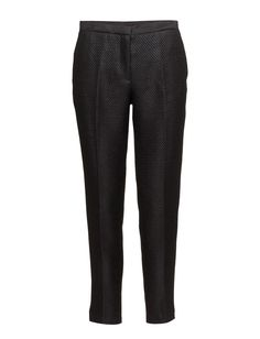 DAY - Day Manila DAY Manila is a classic yet edgy pair of tailored trousers. The trousers are the perfect pick for work wear. You can easily style them with a pair of heels, a silk shirt and the matching DAY Manila tailored blazer for a complete, eye-catching look.  Concealed zip closure Textured Chic Classic Modern Tailored Trousers, Manila, Work Wear, Sweatpants, Closure, Pairs, Blazer, Eye, Silk
